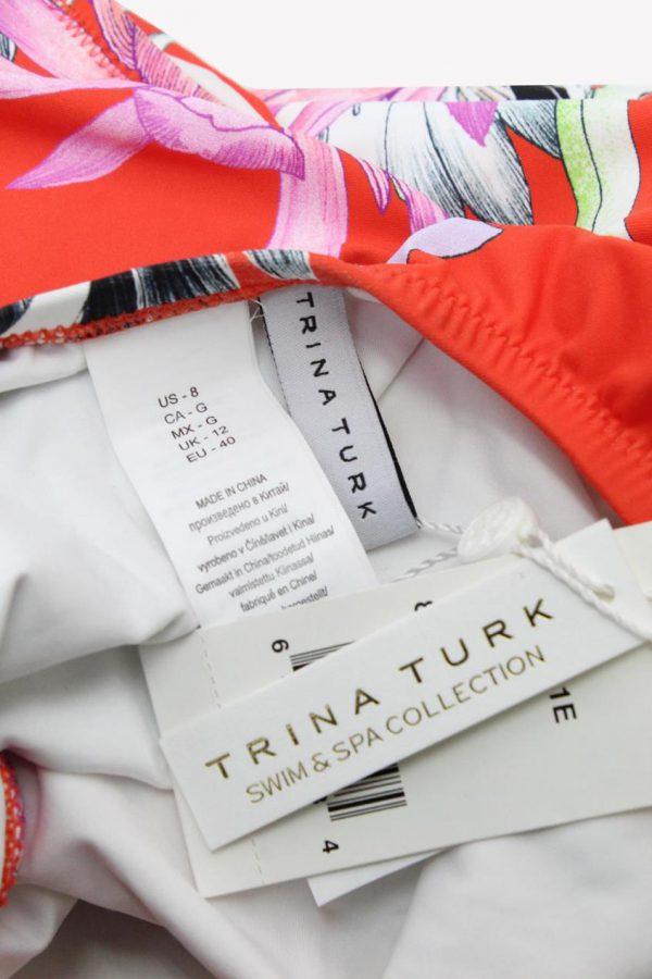 Einteiler in Multicolor Trina Turk