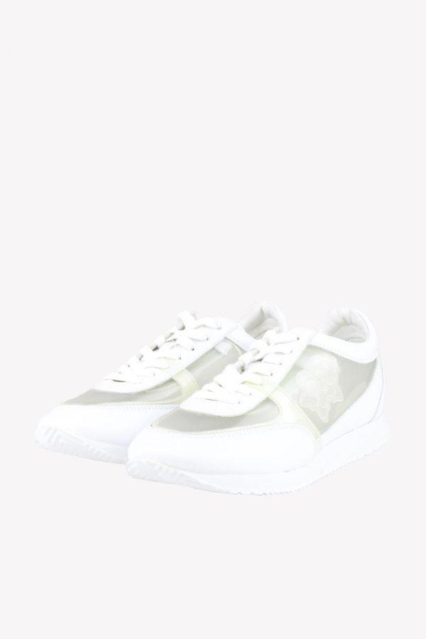 Furla Sneaker in Weiß aus Leder.1