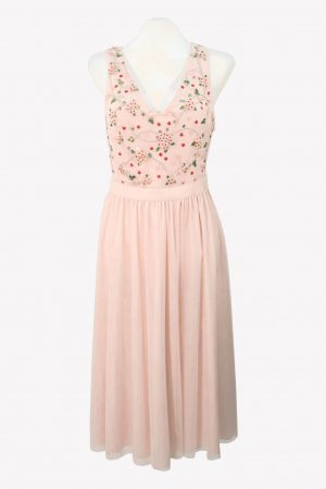 French Connection Kleid in Rosa aus AG10575 AG10575.1