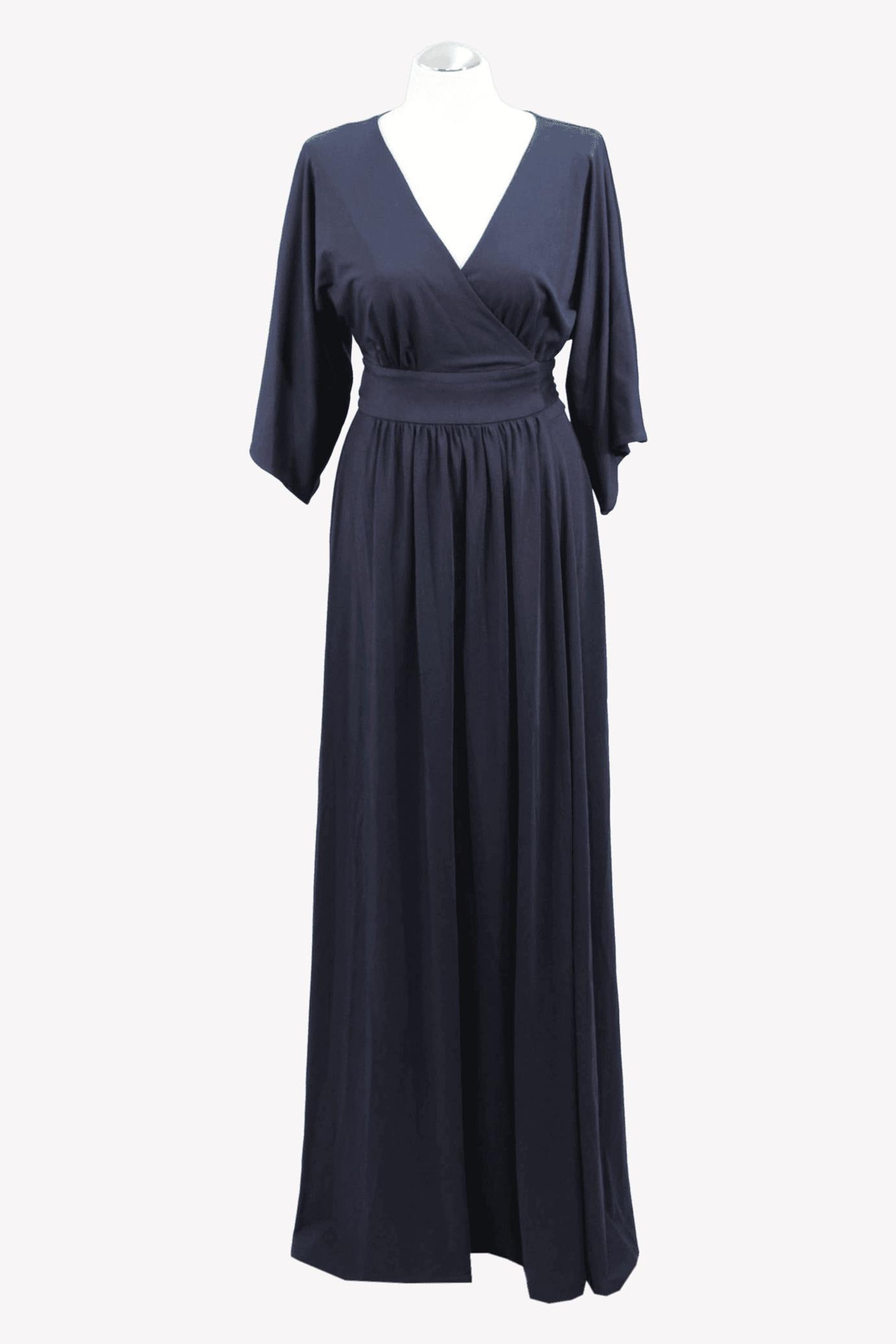 By Malina Kleid in Blau aus AG8751 AG8751.1