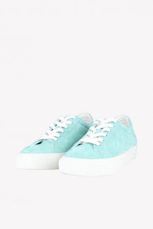Furla Sneaker in Blau aus Leder.1