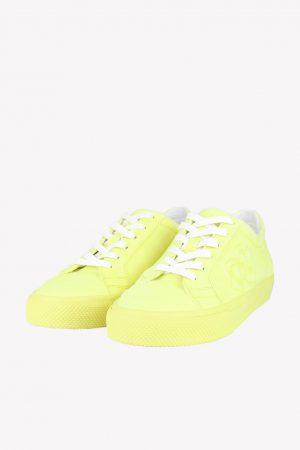 Furla Sneaker in Gelb.1