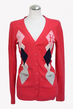 Tommy Hilfiger Pullover in Rosa aus Baumwolle aus AG12248 AG12248.1