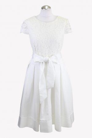 Ralph Lauren Kleid in Weiß aus Baumwolle aus AG13907 AG13907.1