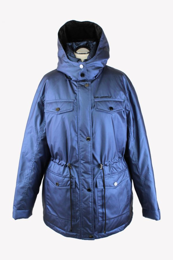 Karl Lagerfeld Jacke in Blau aus AG14527 AG14527.1