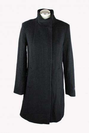 Part Two Jacke in Schwarz aus Wolle aus AG14549 AG14549.1