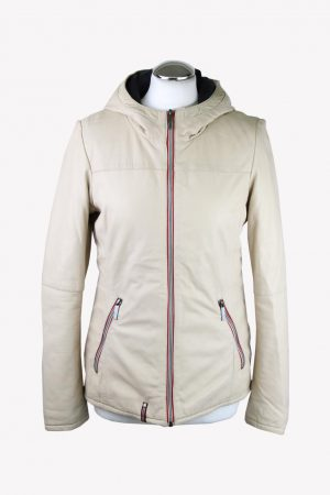 Oakwood Jacke in Creme aus Leder aus AG14595 AG14595.1