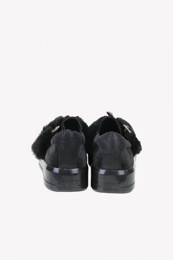 Sneaker in Schwarz Liu Jo